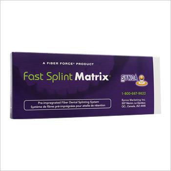 PROMOTION 3+1 Fast Splint Matrix 1:4 refill